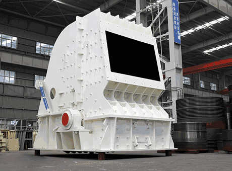 henan newly designed impact crusher for stone production line