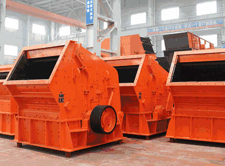 impact crusher includes