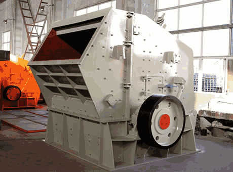 horizontal impactor crusher