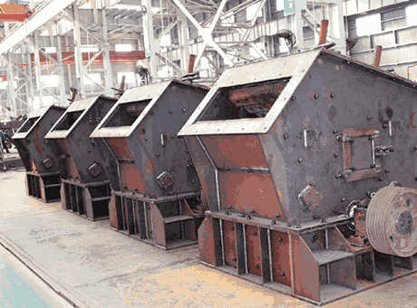 Impact Crusher Maximum Crushing Factor