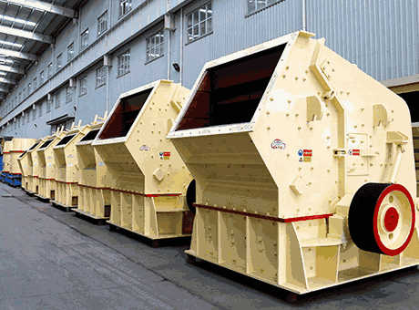 high efficient and advanced european version impact crusher