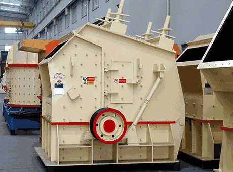 conclusions on the impact crusher machine