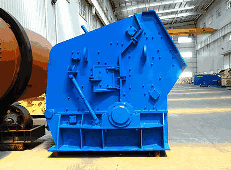 Impact Crusher and its Working Principle
