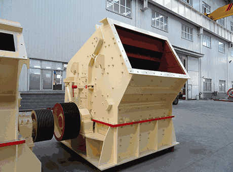 impact crusher hammer chemical composition