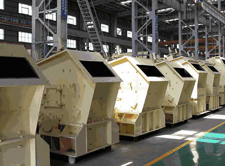 High Quality Customized Quartz Impact Crusher