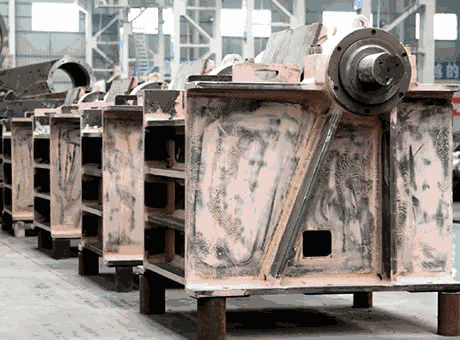 high quality pe series welded shell jaw crusher