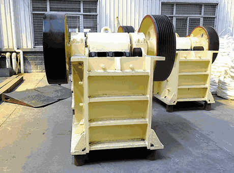 China High Quality Jaw Crusher Machine Manufacture