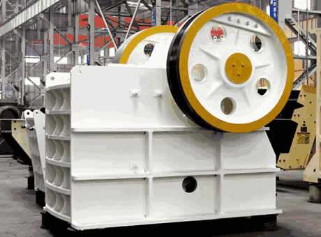 Jaw Crusher Manufacturer Propel Industries