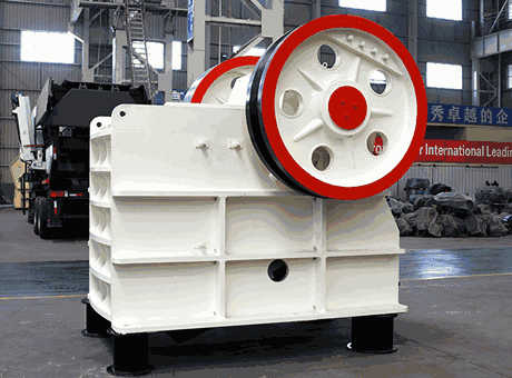 Jaw Crusher With Different Models HXJQ