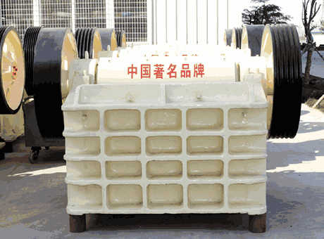 Xa400s Jaw crusher Toggle Plate Function
