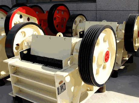 Jaw Stone Crusher Th Made In India