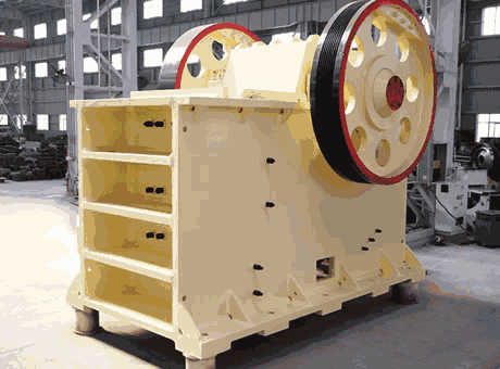 Stone jaw crusher Machine traditional crushing equipment