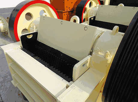 Jaw Crushers MEKA Crushing Screening Plants