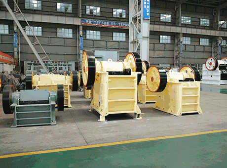 Vb1311 Jaw Crusher Spares