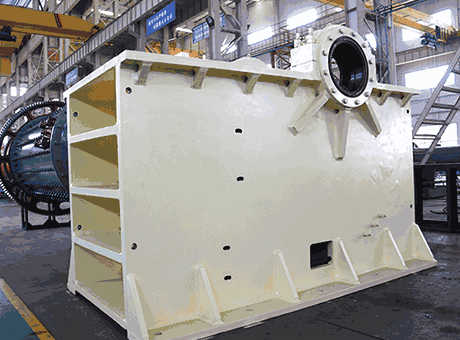 design of jaw crusher
