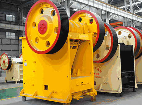 strong structure safe operation al jaw crusher machine