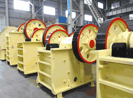 Function Of Toggle Plate In Jaw Crusher