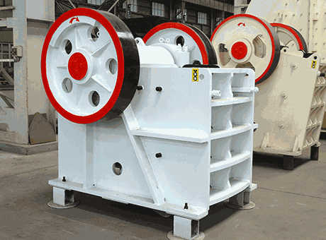 Rock Jaw crusher For mining Melanterite