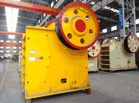 how to desgin a small jaw crusher
