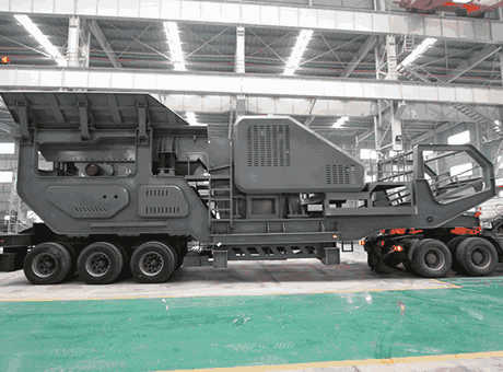 Mobile Cone Crusher FeaturesTechnicalApplication SBM