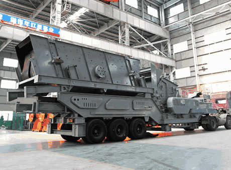 Coal Mine Processing Plant in Russia SANME Crusher