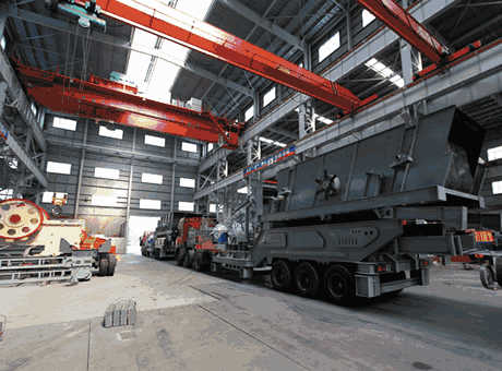 Mobile Ore Crushers With 700Tph Capacity