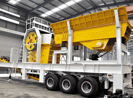 Mobile Jaw Crusher Fodamon