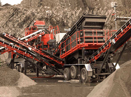 small crusher in south africa Mobile Crushers all over