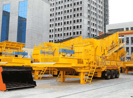 teritary station for crushing plant mobile crusher