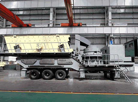 aluminum chromite mobile cone crusher supplier