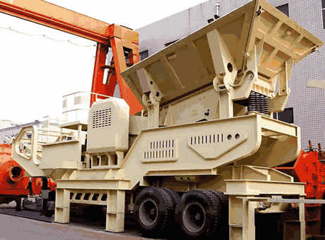 China Zoomlion Mobile Vertical Shaft Impact Crusher