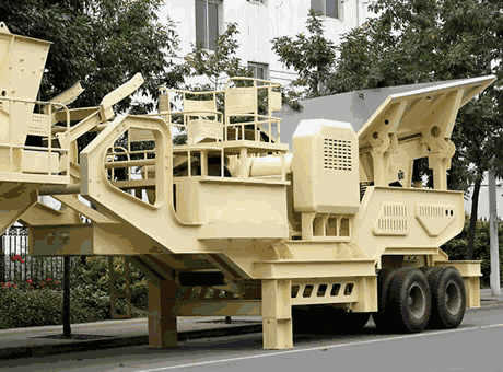 China Mobile Crushing Equipment Mobile Impact Crusher