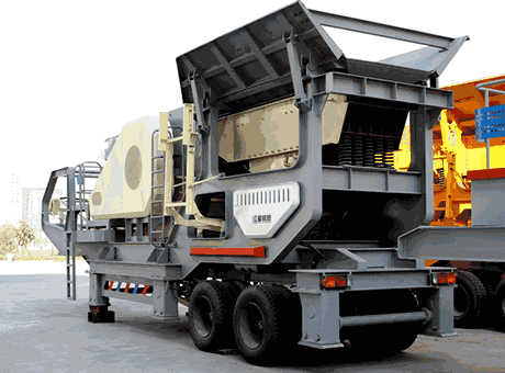 mobile iron ore cone crusher manufacturer in indonessia