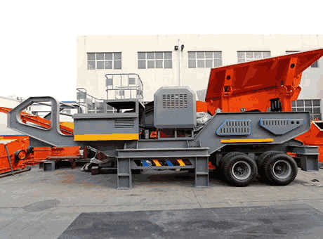 Portable Rock Crushers Patriot mining and equipment