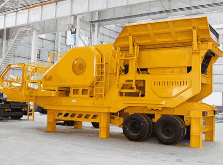 Mobile Screening Crushing Mobile Screening and Crushing