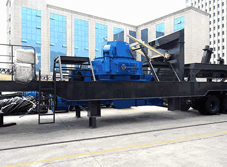 Mobile Impact Crusher Plant Made In China