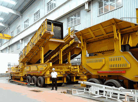 mining equipment china Mobile Crushers all over the World