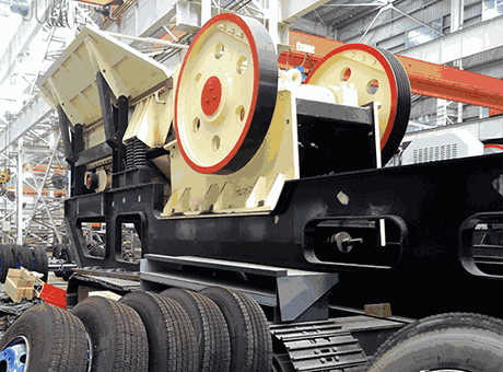 Portable Crushing Plants TCI Manufacturing
