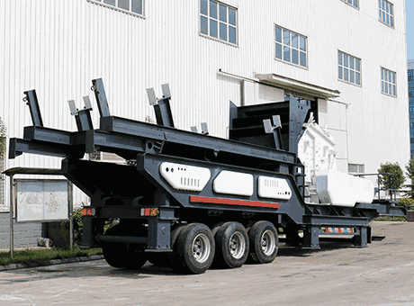 Mobile Concrete Crushers mobile crushing and screening