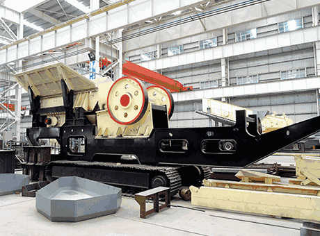 mobile crusher and vibrating screen used for quarrying