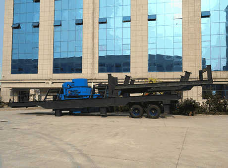 Portable Rock Crushers for Sale Rock Crushing Equipment