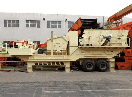 used mobile crusher importers in india