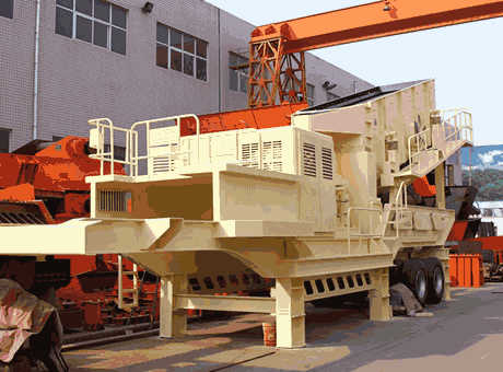 efficient portable iron ore mobile crusher price in