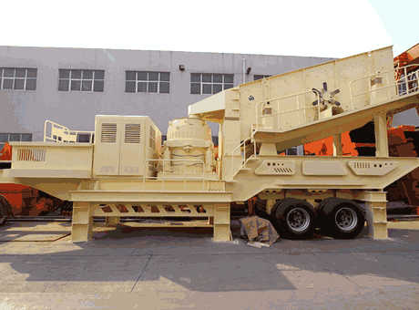 Arusa efficient new carbon black mobile crusher for sale