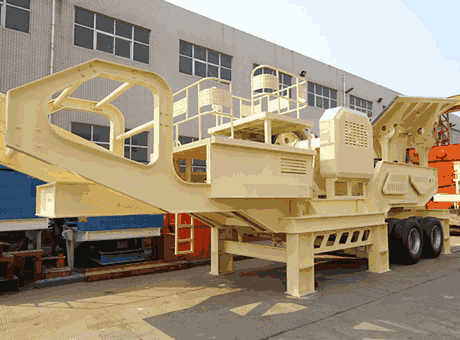Four combinations mobile crushing plantKefid Machinery