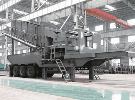 stone lump mobile crusher