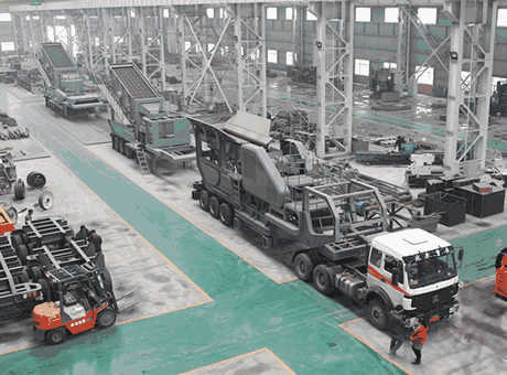 tangible benefits portable barite milling production line