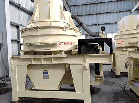 machines that make gypsum minerals