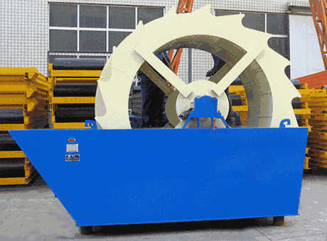 Mechanical Agitation Spiral Classifier Magnetic Separation
