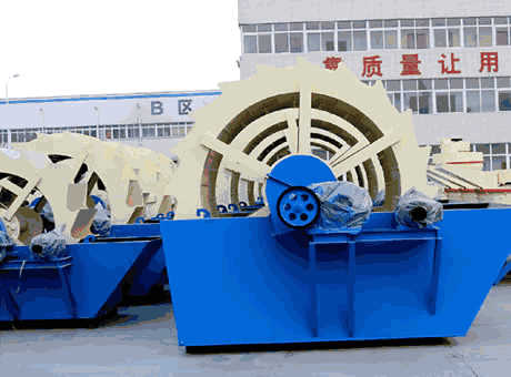 Sand Washing Rock Grinding Powder Machine For Sale